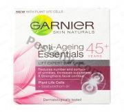 Garnier Essentials Anti-Ageing Day Care cream 45+ / Гарниер Есеншълс Дневен крем против бръчки 45+ - 50 мл