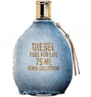 Diesel Fuel For Life Denim for Women Тоалетна вода за жени 75 мл Транспортна опаковка