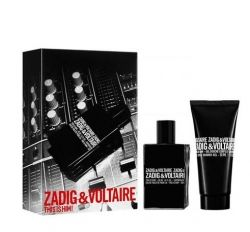 Zadig & Voltaire This is Him set edt 50 ml + Douche Gel 75 ml