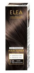 ELEA Colour & Care Hair Toner Dark Chocolate   № 10