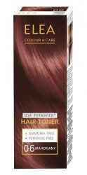 ELEA Colour & Care Hair Toner Mahogany  № 06