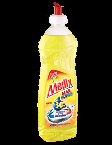 MEDIX ВЕРО С ГЕЛ ЛИМОН 500МЛ lemon 500