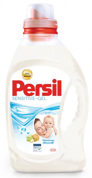 Persil Sensitive Течен гел за пране 2,92Л =40пранета