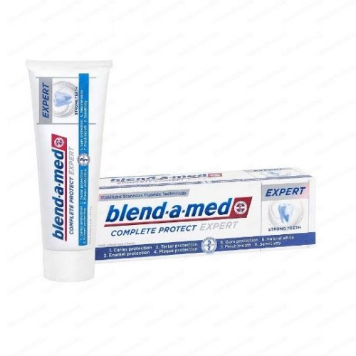 Blend- a- med Protect Expert Strong Teeth Паста за зъби 75мл Паста за зъби 75мл