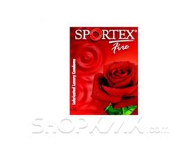 SPORTEX FIRE Презервативи 3бр