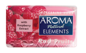 AROMA NATURAL ELEMENTS RED FRUITS САПУН 100гр