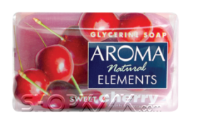 AROMA NATURAL ELEMENTS SWEET CHERRY САПУН 100гр