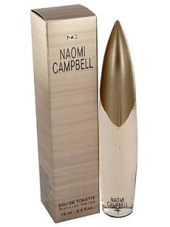 Naomi Campbell EDT for woman 50ml