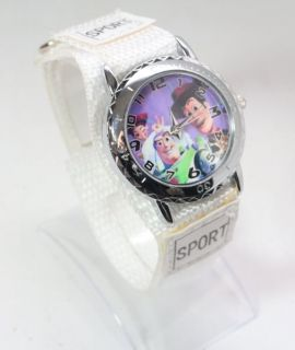 Детски часовник TOY SPORT лилав циферблат