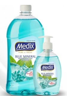 Medix Pure & Fresh Blue Mineral Течен сапун 1лр