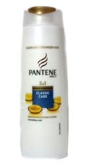 Pantene Pro-V CLASSIC CARE 2in1 ШАМПОА ЗА НОРМАЛНА КОСА 250мл
