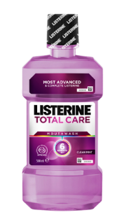 Listerine Total Care  6 in 1 Вода за уста 250мл