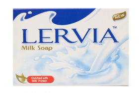 LERVIA MILK SOAP/САПУН/90гр
