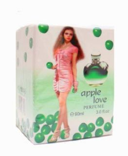 APPLE LOVE EDP 90 ML ЗЕЛЕНА ЯБЪЛКА