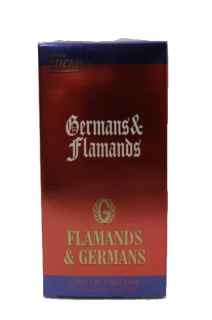 Lucky FLAMANDS & GERMANS EDT   ДАМСКА 30 ml