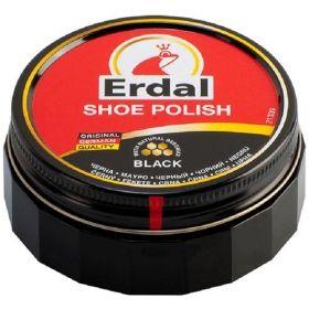 Erdal Крем боя за обувки -черна 55мл
