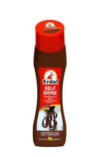 Erdal Self Shine Кафяв Блясък за обувки-с бадемово масло 65мл