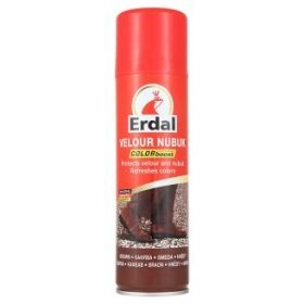 Erdal Спрей за Велур и Набук-кафяв 250мл
