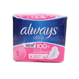 Always Ultra Plus 8 бр ДАМСКИ ПРЕВРЪЗКИ