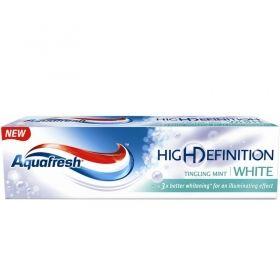 Aquafresh HD White Tingling Mint Паста за зъби 75мл