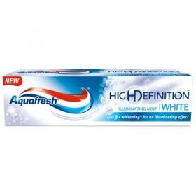Aquafresh HD White Illuminating Паста за зъби 75 мл