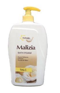 Malizia Delicate Подхранваща душ пяна за тяло 1Л