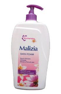 Malizia Moisturizing Хидратираща душ пяна за тяло 1Л