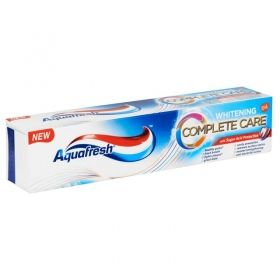 Aquafresh Complete Care Whitening Паста за зъби 100мл