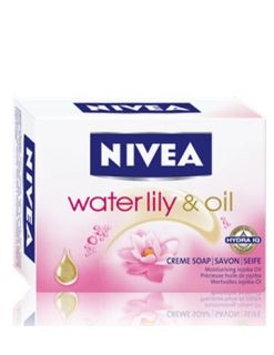 Nivea Water Lily & Oil Крем сапун 100gr