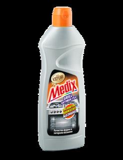 Medix Grill Препарат за фурни и загорели мазнини 500мл