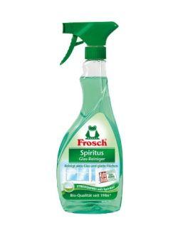 Frosch Препарат за почистване на прозорци и всякакъв вид гладки повърхности-помпа 500мл