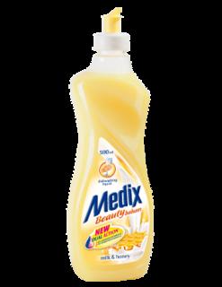 Medix  Beauty Balsam Milk & Honey  Препарат за съдове 500мл