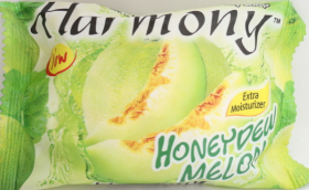 HARMONY Honeydew Melon Fruity Soap 70grm