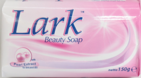 LARK PEARL EXTRACT  Beauty Soap 150gr