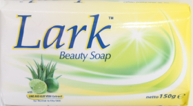 LARK LIME AND ALOE VERA EXTRACT  Beauty Soap 150gr
