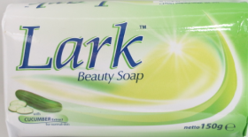 LARK CUCUMBER  Beauty Soap 150gr