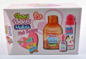 Malizia Bon Bons Pink Fantasy-Комплект от три части.