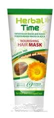 HERBAL TIME Подхранваща маска за коса