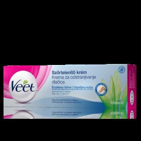 Veet / Вийт депилатоарен крем за крака за чувствителна кожа 100мл