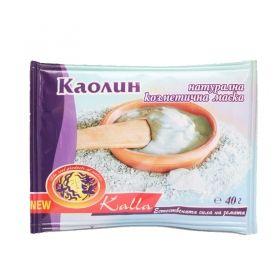 Каолин плик - Натурална козметична маска 80гр