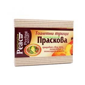 Тоалетни трици Праскова  50гр