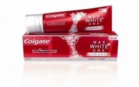 COLGATE MAX WHITE ONE LUMINOUS ПАСТА ЗА ЗЪБИ 75мл