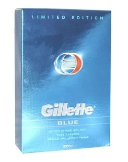 Gillette Blue Афтършейв 100мл