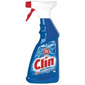 CLIN MULTI-SHINE Почистващ препарат за стъкла с помпа 500мл