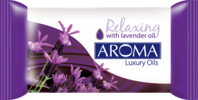 AROMA LUXURY OILS RELAXING САПУН 90gr