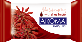 AROMA LUXURY OILS MASSAGING САПУН 90gr
