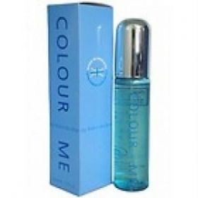 Colour Me Sky Blue For Womens Girls Perfumes EDP RASASI 50 ml