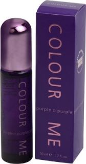 Colour Me Purple For Womens Girls Perfumes EDT 50 ml