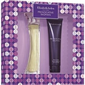 Elizabeth Arden Provocative Woman Fragrance Gift Set, EDP 100ml+Body Lotion 100ml