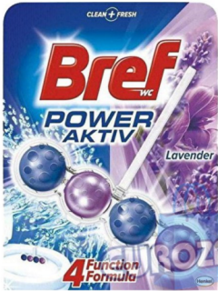 BREF WC POWER ACTIVE LAVENDER 50gr